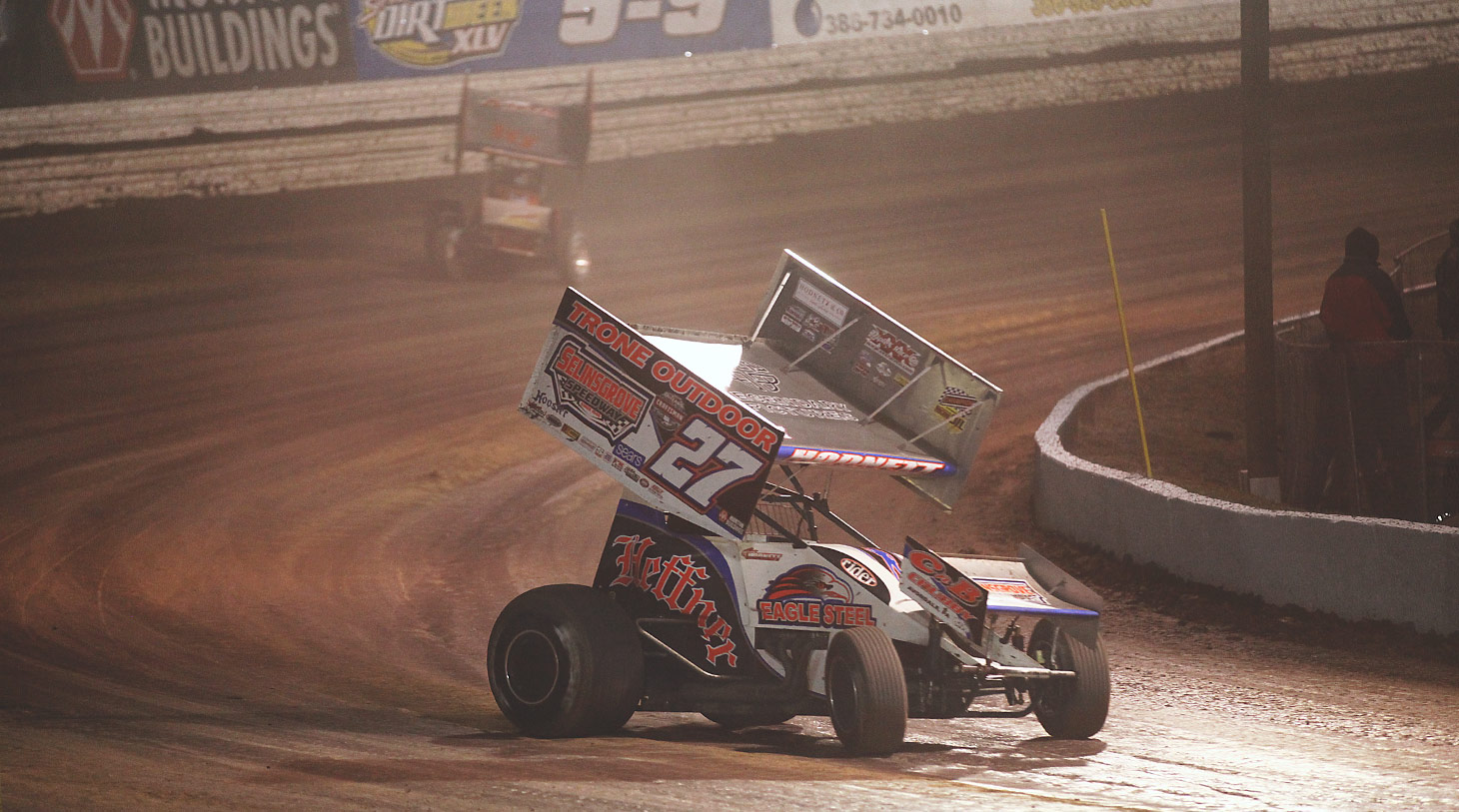 Former Outlaw Greg Hodnett has become arguably the strongest PA Posse racer