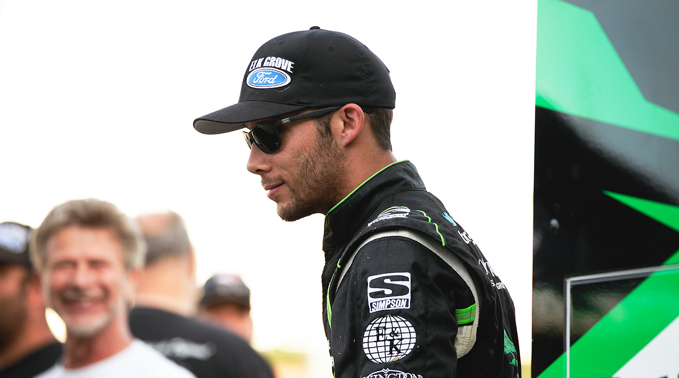 With over 100 races competed in this year, Bryan Clauson is halfway through his Circular Insanity tour