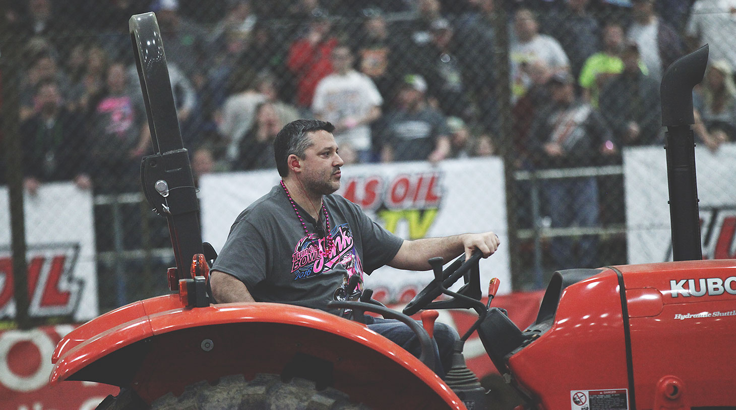 Tony Stewart played a major role in eventually getting the contracts sorted